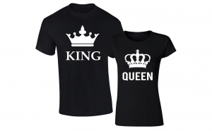 Set Tricouri King/Queen