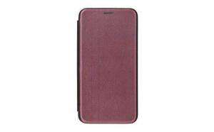 Husa Samsung Galaxy A20 2019 Tip Carte Toc Flip din Piele Ecologica Portofel cu Inchidere Magnetica Mov