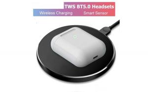 Casti Bluetooth suporta incarcare