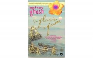 Un fluviu de fum , autor Amitav Ghosh
