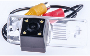 Camera marsarier dedicata Citroen C2 (2003-2009), C3 Pluriel (2004-2009)