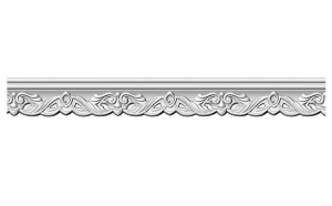 Bagheta Decorativa EPS 2824