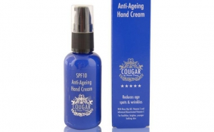 Cougar SPF10 Anti-Ageing Hand Cream, Cougar