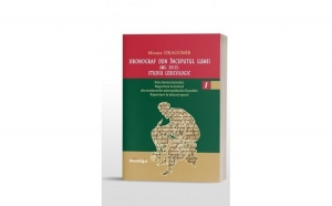 Hronograf den începutul lumii (Ms. 3517). Studiu lexicologic. Vol. I. Descrierea lexicului. Raportare la lexicul din traducerile mitropolitului Dosoftei. Raportare la lexicul epocii