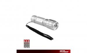 Lanterna LED COB  Zoom XT160, 160lm, 200 Metri, Dekton, DT50547