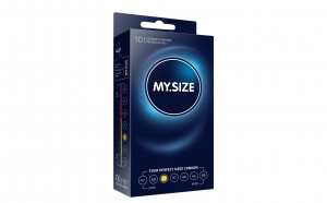 Prezervativ My Size 53 mm, 10 buc.