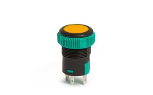 Întrerupător buton incorporabil 12V,