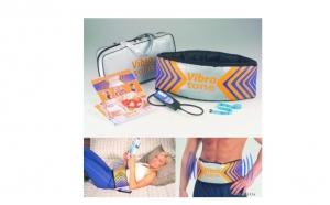 Scapa acum de centimetri in plus si de celulita inestetica ajutandu-te de centura pentru remodelare corporala Vibra Tone