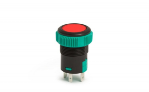Întrerupător incorporabil 12V, LED