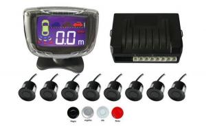 Senzori parcare fata spate cu 8 senzori