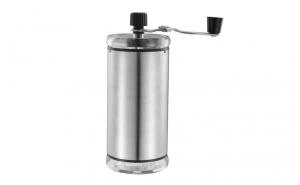 Rasnita manuala pentru cafea Bohmann, 115 ml, Inox BH 02-670