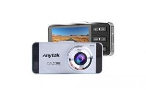 NOU! Camera auto G-senzor AT88A 1080 FullHD 2.7 inch, TF CARD 170 ° a wide angle cycle video, la doar 562 RON in loc de 900 RON
