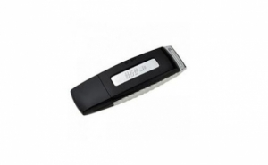USB stick 8 GB memorie flash si Recorder audio digital, la doar 119 RON in loc de 238 RON