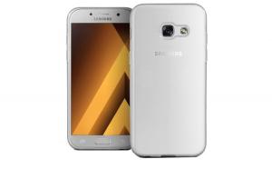Husa protectie slim, Samsung Galaxy J5 2017, Silicon Transparent
