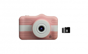 Camera foto 3,5inch +Card SD32GB, roz