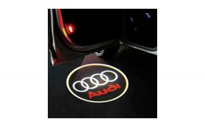 Set 2 proiectoare/holograme, Audi