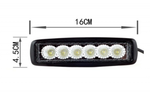 Proiector LED 18W 12V/24V P-003 18W