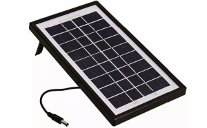 Kit solar lampa