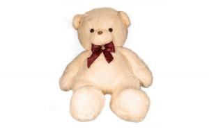 Urs de plus gigant 130 cm, Kota Baby, Crem
