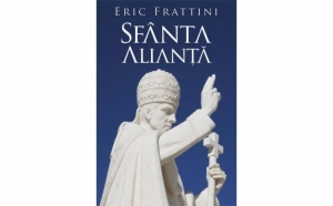 Sfanta Alianta, autor Eric Frattini