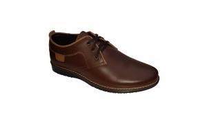 Pantofi din piele naturala, marimi 39-44