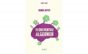 Flori pentru Algernon, autor Daniel Keyes