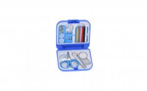 Mini set accesorii pentru cusut, 15 piese, Multicolor