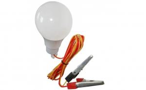 Bec LED 12W Cablu Clesti 12V