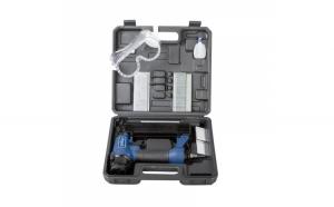 Capsator pneumatic pentru cuie si capse Scheppach SCH7906100715, L 15-50 mm, L 16-40 mm