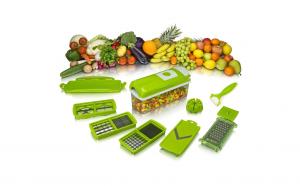Razatoare de legume profesioanala nicer dicer multifunctionala din inox