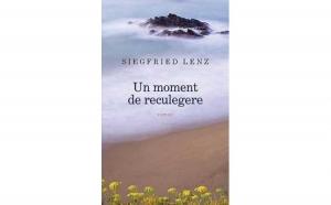 Un moment de reculegere, autor Siegfried Lenz