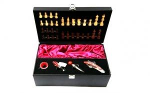Cutie Lux cu accesorii si spatiu pentru sticla, la 276 RON in loc de 552 RON