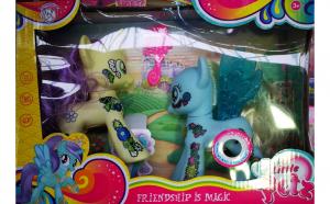 Set My Little Pony