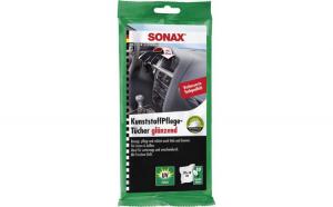 SONAX SERVETELE CURATARE PLASTIC
