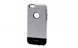 Husa Apple iPhone 7 Plus Motomo V4 Argintiu