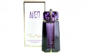 Apa de Parfum Thierry Mugler Alien reincarcabil, Femei, 90 ml