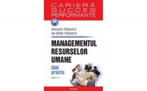Managementul resurselor umane, autor Georgeta Panisoara