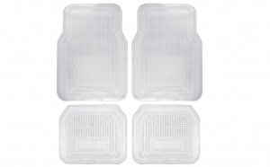 Set covorase auto universale transparent, 4 buc , Vivo, RB0102