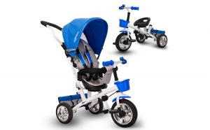 Tricicleta pentru copii, cu 6 functii,