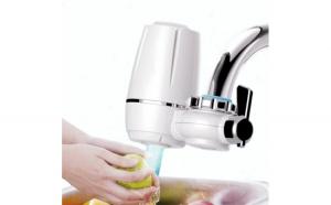 Robinet de apa cu filtru pentru purificarea apei