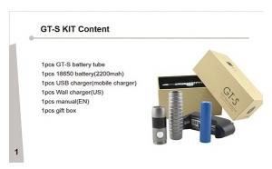 Mod GT-S cu senzor