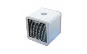 Ventilator portabil cu umidificator
