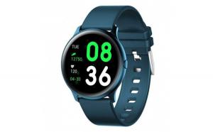 Ceas Smartwatch Techstar® KW19 Albastru