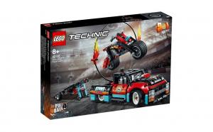 LEGO Technic - Camion si motocicleta