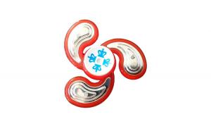 Fidget Spinner Long Idle, 17SP-2