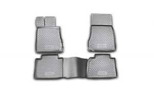 Set Covorase Tavita Negre Nissan Almera 2012-> Novline NVFNIBL4010