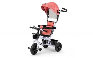 Tricicleta pentru copii, cu maner,
