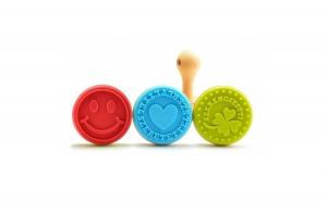 Stampila forma biscuiti 3 modele