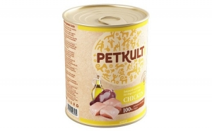 PetKult, Pui, 800 g