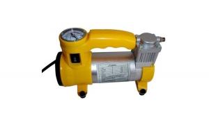 Compresor auto pentru autovehicule mari, Cyclone, 12 V, 35 L/Min, 150 PSI, galben